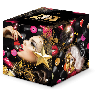 NYX Love Lust Disco Countdown 2020 31 pcs