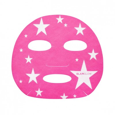 GlamGlow Coolsheet Hydrating Dry Gel Sheet Mask 1 pcs