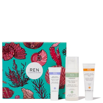 REN Face Favourites 50 ml + 15 ml + 10 ml