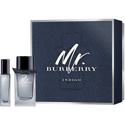 Burberry Mr. Burberry Indigo EDT Set 100 ml + 30 ml