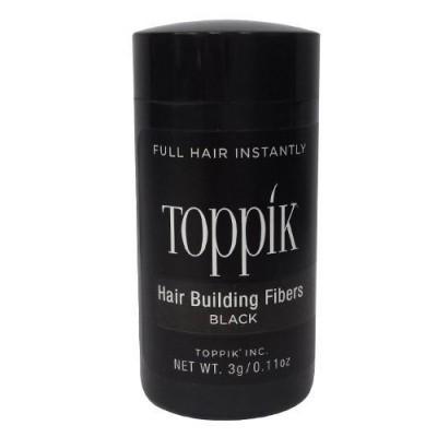 Toppik Hair Building Fibers Black 3 g