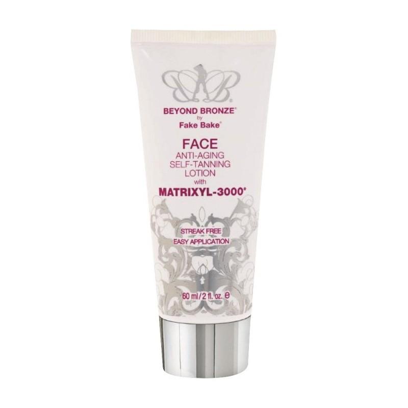 Fake Bake Beyond Bronze Face Anti Aging Self-Tanning Lotion 60 ml Selvbruning