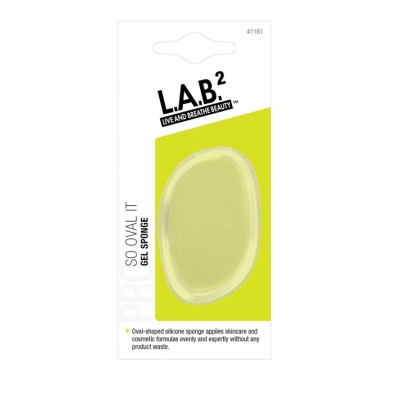 L.A.B.2 So Oval It Gel Sponge 1 stk