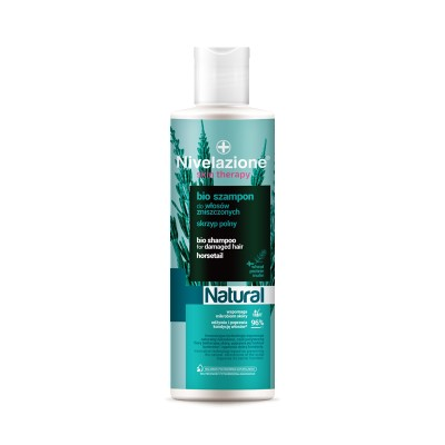Nivelazione Natural Bio Horsetail Shampoo Damaged Hair 300 ml
