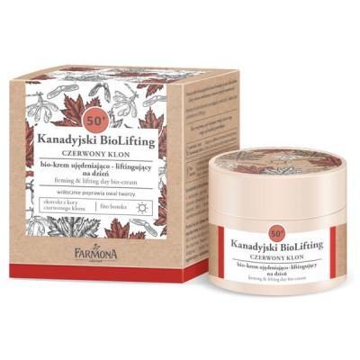 Farmona Canadian Biolifting 50+ Red Maple Firming & Lifting Day Cream 50 ml