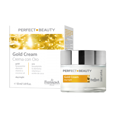 Perfect Beauty Gold Cream Day & Night 50 ml
