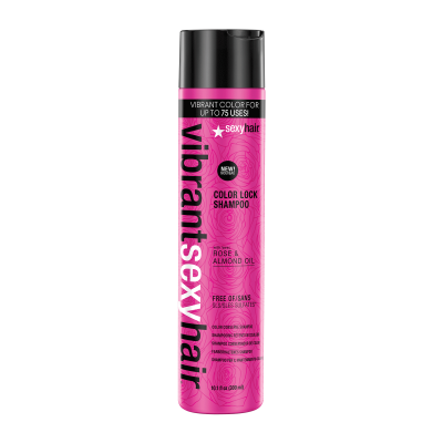 Sexy Hair Vibrant Sexy Hair Color Lock Shampoo 300 ml