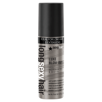 Sexy Hair Long Sexy Hair Luxe Blow Out Spray 125 ml