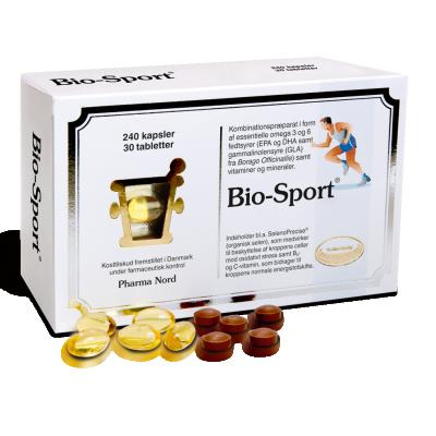 Pharma Nord Bio-Sport 240 stk + 30 stk