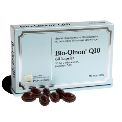 Pharma Nord Bio-Qinon Q10 30 mg 60 kpl