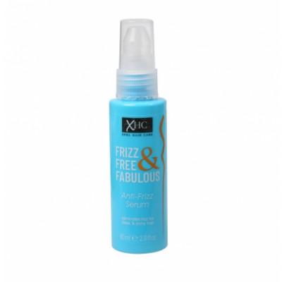 XHC Frizz Free & Fabulous Anti-Frizz Serum For Sleek Shiny Hair 60 ml