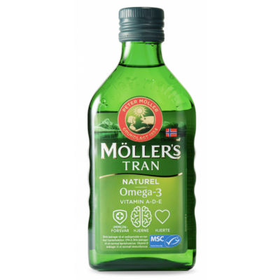 Möllers Tran Neutral 250 ml