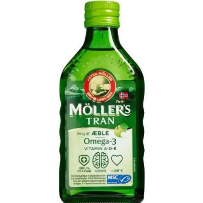 Möllers Tran Äpple 250 ml
