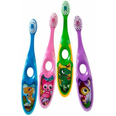 Jordan Step 2 Toothbrush 3-5 Years 1 stk