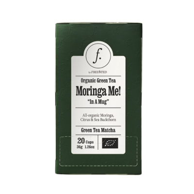 Fredsted Organic Herbal Tea Moringa Me 36 g