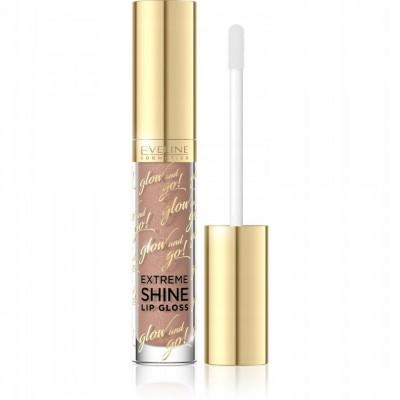 Eveline Extreme Shine Lipgloss 06 Baby Nude 4,5 ml
