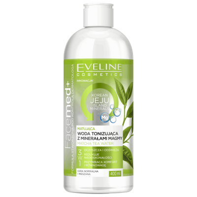 Eveline Facemed+ Mattifying Toning Water 400 ml