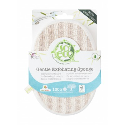 So Eco Gentle Exfoliating Sponge 1 st