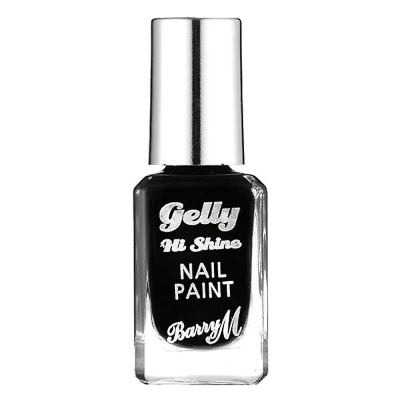 Barry M. Gelly Nail Paint 47 Black Forest 10 ml