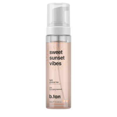 B.Tan Sweet Sunset Vibes Light Gradual Tan 200 ml