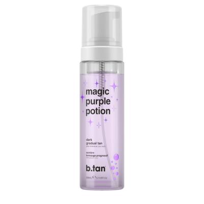 B.Tan Magic Purple Potion Dark Gradual Tan 200 ml