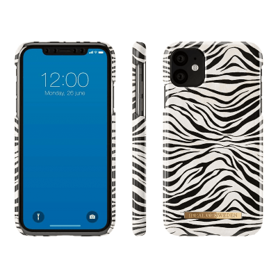iDeal Of Sweden Fashion Case iPhone 11 Zafari Zebra iPhone 11