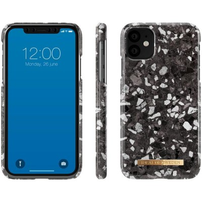 iDeal Of Sweden Fashion Case iPhone 11 Midnight Terazzo iPhone 11