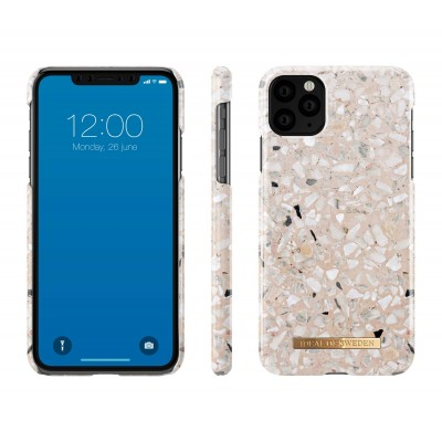 iDeal Of Sweden Fashion Case iPhone 11 Pro Max Greige Terazzo iPhone 11 Pro Max