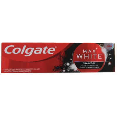 Colgate Max White Charcoal 75 ml