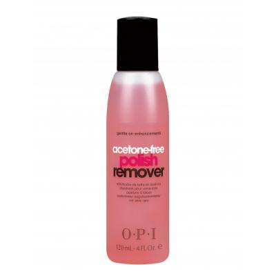 OPI Acetone-Free Polish Remover 120 ml