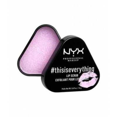NYX #Thisiseverything Lip Scrub 14 g