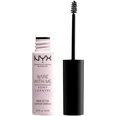 NYX Bare With Me Hemp Brow Setter 6,5 ml