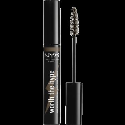 NYX Worth The Hype Mascara Brown 7 ml