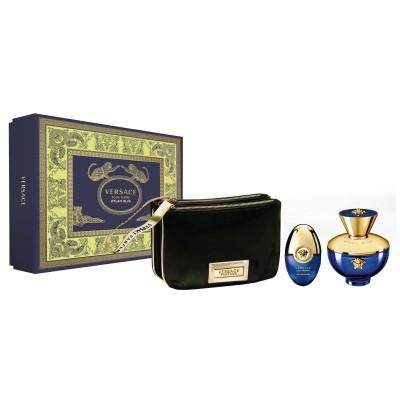 Versace Dylan Blue Pour Femme EDP & EDP Mini & Bag 100 ml + 10 ml + 1 st