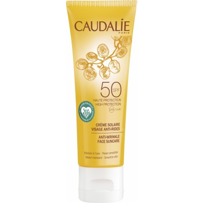 Caudalie Anti-Wrinkle Face Suncare SPF50 50 ml