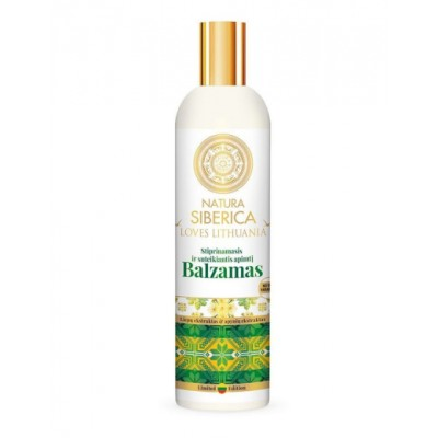 Natura Siberica Loves Lithuania Strengthening Conditioner 400 ml