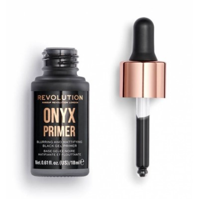 Revolution Makeup Black Gel Onyx Primer 18 ml