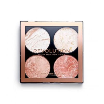 Revolution Makeup Cheek Kit Take A Breather 8,8 g