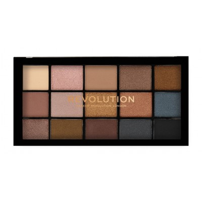 Revolution Makeup Reloaded Palette Smoky Newtrals 16,5 g