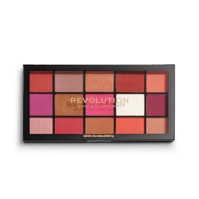 Revolution Makeup Reloaded Palette Red Alert 16,5 g