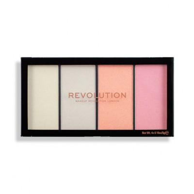 Revolution Makeup Reloaded Lustre Lights Cool Palette 20 g