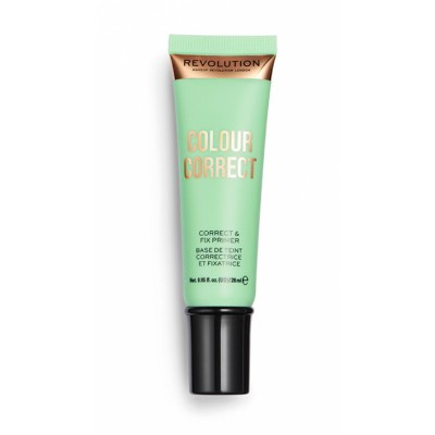 Revolution Makeup Colour Correct Fix Primer 28 ml