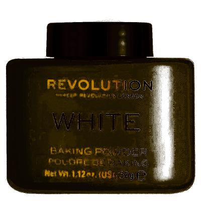 Revolution Makeup Luxury Baking Powder White 32 g