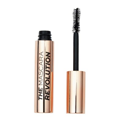 Revolution Makeup The Mascara Black 12 ml