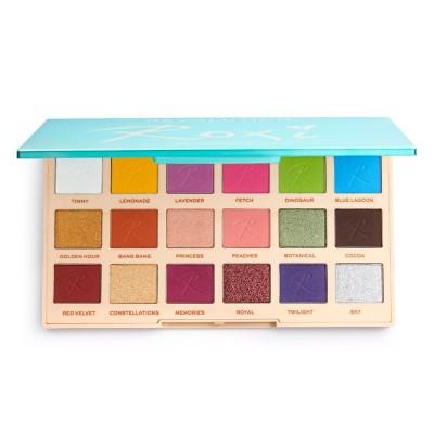 Revolution Makeup X Roxi Eyeshadow Palette Colour Burst 14,4 g