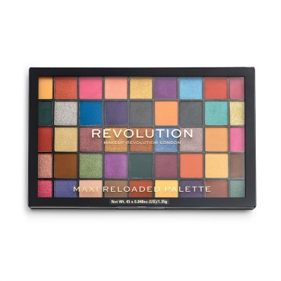 Revolution Makeup Maxi Reloaded Eyeshadow Palette Dream Big 60 g
