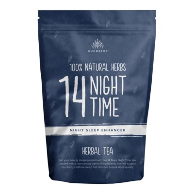 OurDetox 14 Night Time Herbal Tea 14 breve