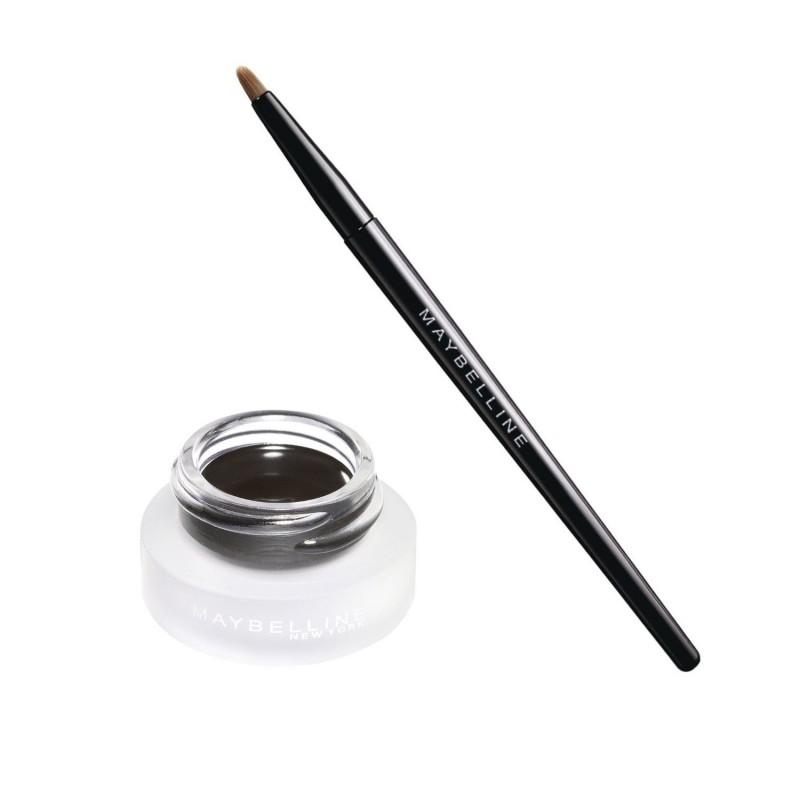 maybelline eye studio lasting drama gel eyeliner black 4 g