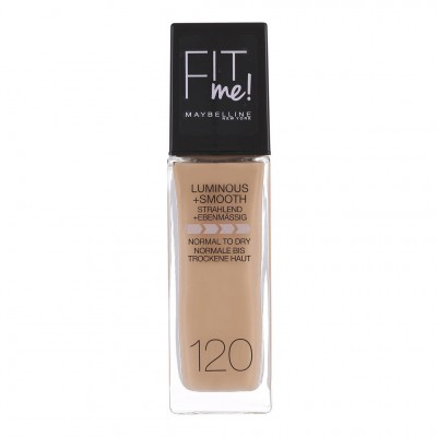 Maybelline Fit Me Luminous & Smooth Foundation 120 Classic Ivory 30 ml