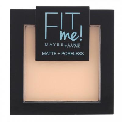 Maybelline Fit Me Matte & Poreless Powder 104 Soft Ivory 9 g